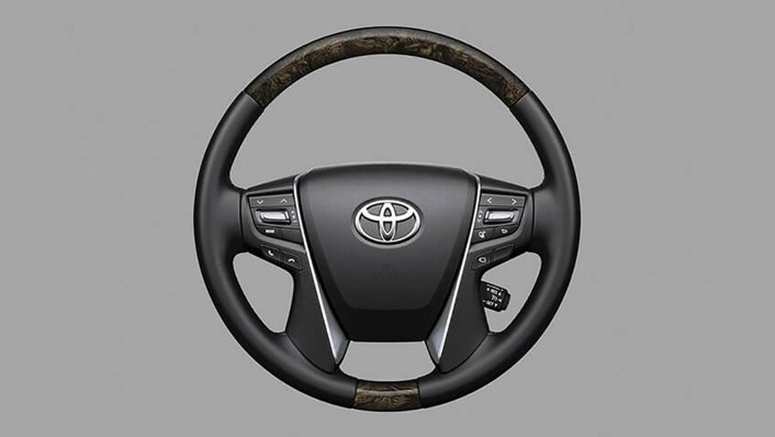 Toyota Alphard 2020 Interior 003
