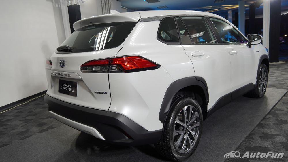 Toyota Corolla Cross Exterior 020