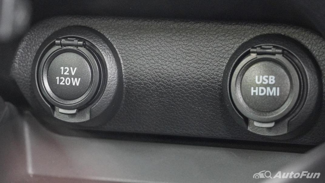 2020 1.5 Suzuki XL7 GLX Interior 020