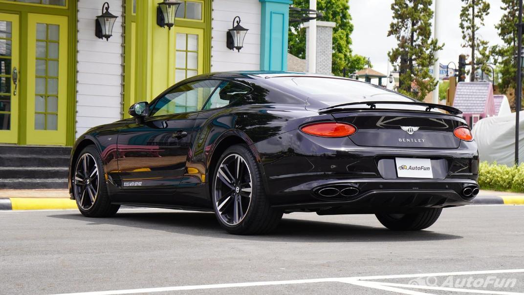 2020 Bentley Continental-GT 4.0 V8 Exterior 007