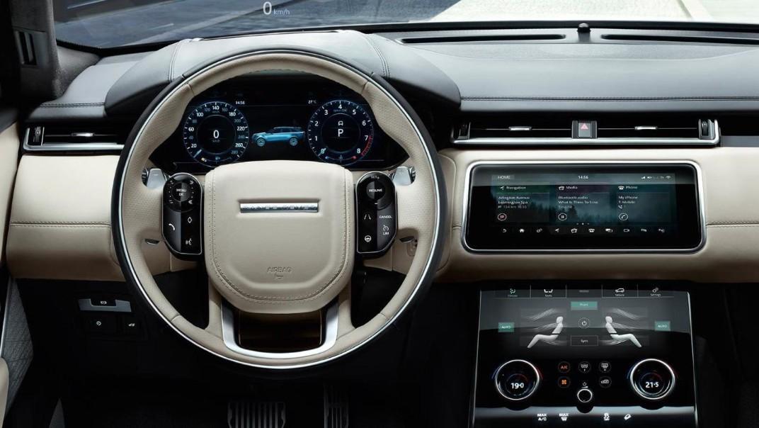 Land Rover Range Rover Velar 2020 Interior 003