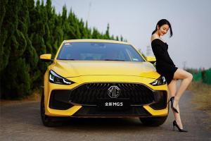 Owner Review : สาวจีนทดลองขับ 2021 MG 5 ถ้างบไม่พร้อมเลือกรุ่นนี้ได้