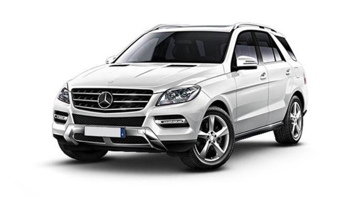 Mercedes-Benz M-Class 2020 Exterior 009
