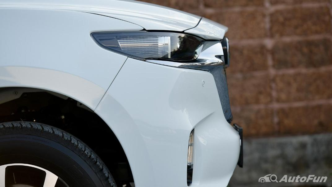 2021 Mazda BT-50 Pro Double Cab 1.9 SP Hi-Racer 6AT Exterior 008