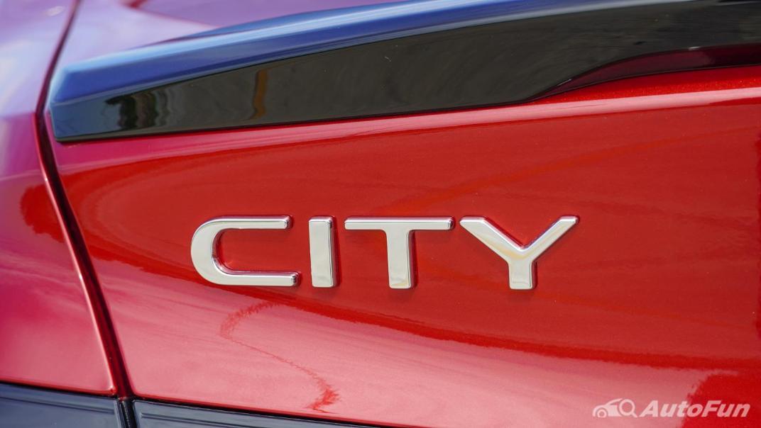 2021 Honda City e:HEV RS Exterior 023
