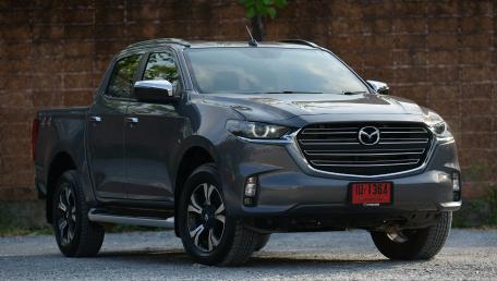 2021 Mazda BT-50 Pro Double Cab 3.0 SP 6AT 4x4 ราคารถ, รีวิว, สเปค, รูปภาพรถในประเทศไทย | AutoFun