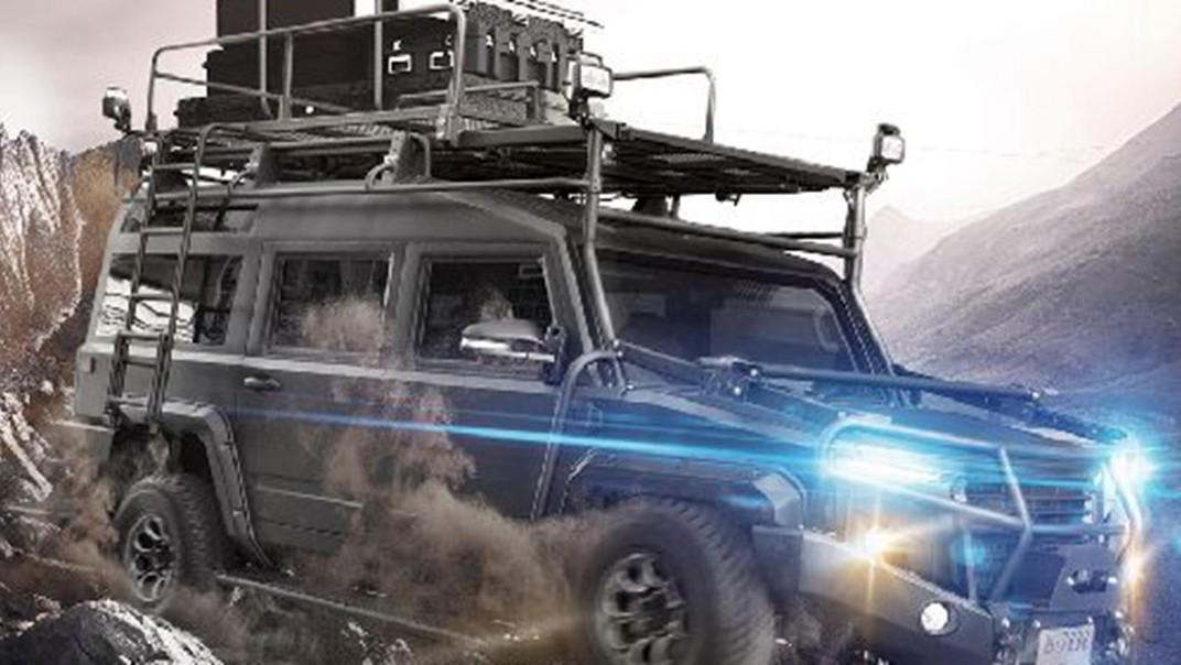Thairung TR Transformer II 9 Seater 2020 Exterior 010