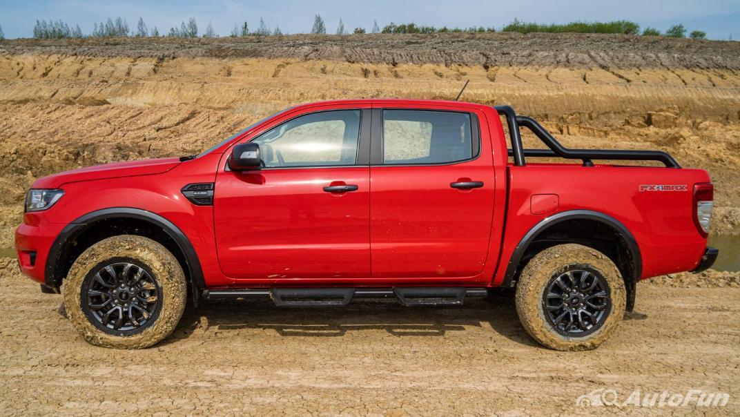2021 Ford Ranger FX4 MAX Exterior 008
