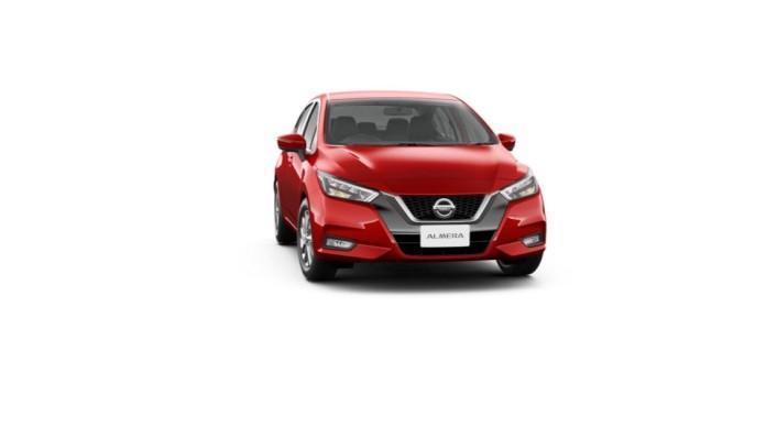 Nissan Almera 2020 Exterior 007