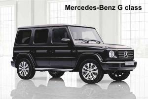 Review: Mercedes-Benz G class รถออฟโรดสุดหรู