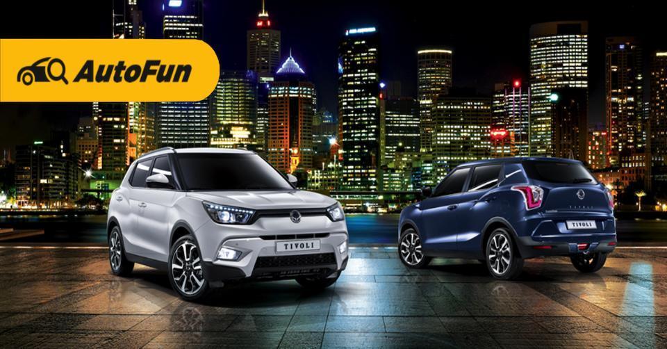 Ssangyong Tivoli 2019 SUV