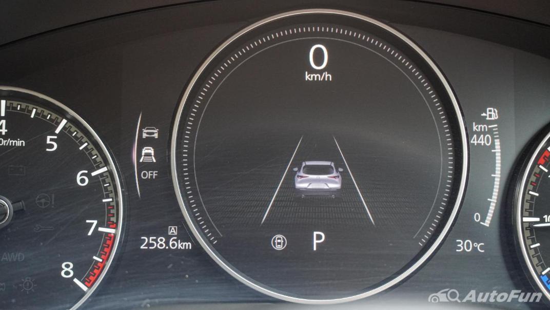 2020 Mazda CX-30 2.0 C Interior 008