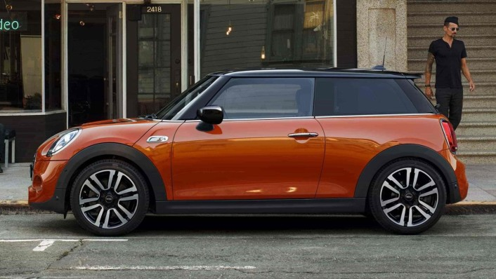 Mini 3-Door-Hatch 2020 Exterior 008