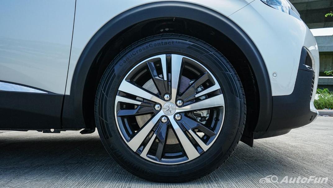 2020 Peugeot 5008 1.6 Allure Exterior 031