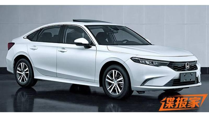 อย่างหล่อ! 2022 Honda Integra ฝาแฝด Civic ในจีน ดุดันกว่าของไทยชัดเจน 02