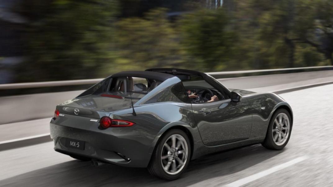 Mazda MX-5 2020 Exterior 023