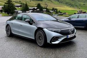 Mercedes-Benz ยืนยันเปิดตัวรถใหม่เพียบปีนี้ นำโดย 2022 Mercedes-Benz EQS