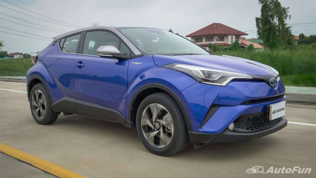 2021 Toyota C-HR Hybrid Premium Safety Exterior 013