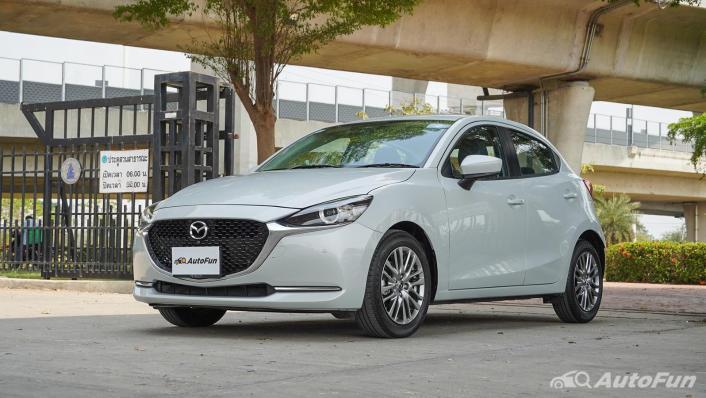 2020 Mazda 2 Hatchback 1.5 XDL Sports Exterior 001