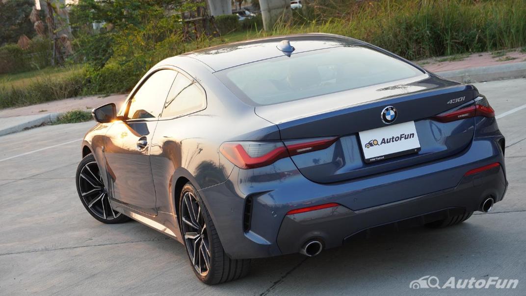 2020 BMW 4 Series Coupe 2.0 430i M Sport Exterior 055