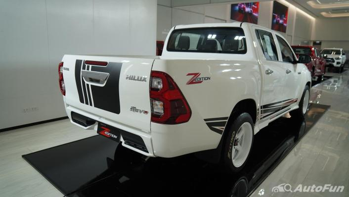 2021 Toyota Hilux Revo Double Cab Z Edition Exterior 003