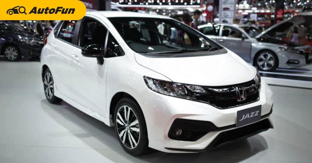 ส่องอัตราค่าบำรุง Honda Jazz ผ่านไป 100,000 ก.ม.จ่ายไม่เกิน 30,000 บาท 01