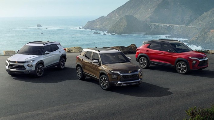 Chevrolet Trailblazer 2020 Exterior 003