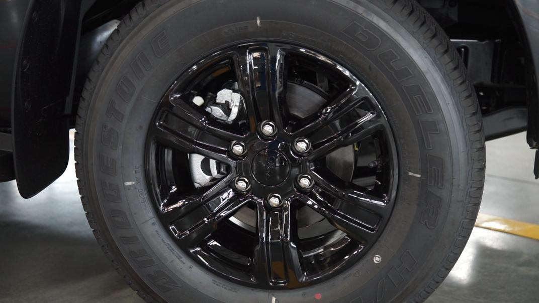 2021 Ford Ranger XLT Exterior 008