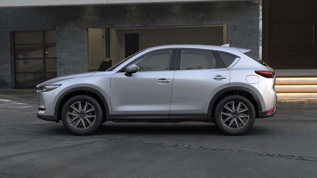 Mazda CX-5 2020 Exterior 009