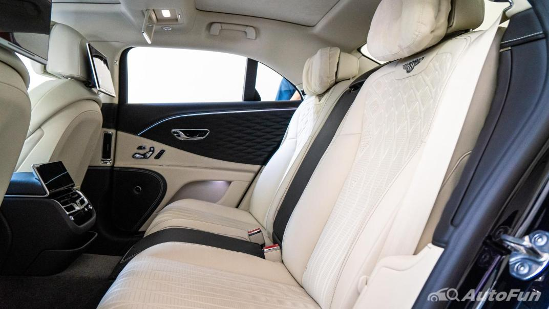 2020 Bentley Flying Spur 6.0L W12 Interior 033