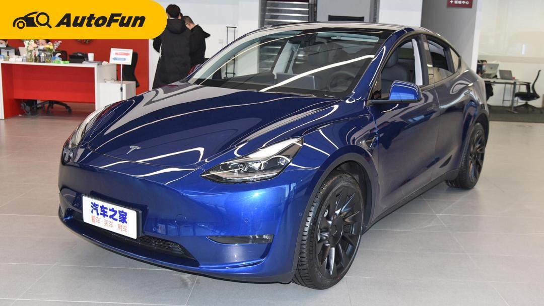 2021 Tesla Model Y ค่าตัวในจีนเท่าเก๋ง Model 3 เตรียมขายไทยแล้ว ราคาเริ่ม 2.9 ล้านบาท 01