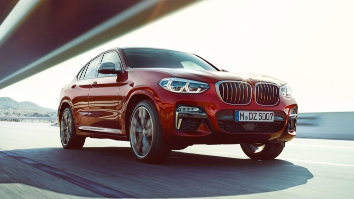 BMW X4 2020 Exterior 005