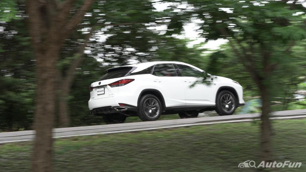 2020 Lexus RX 3.5 350 F Sport Exterior 063