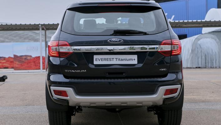 2021 Ford Everest Titanium+ Exterior 003