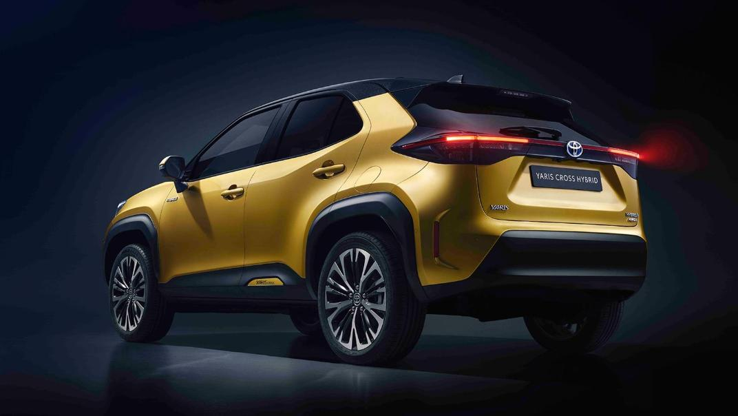 2020 Toyota Yaris Cross International Version Exterior 021