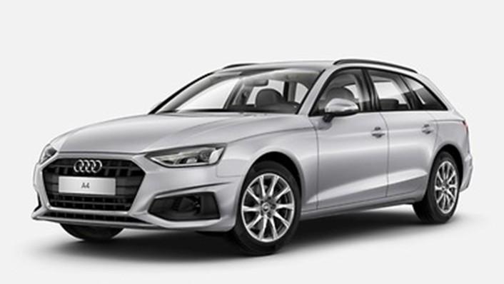 Audi A4 2020 Exterior 006