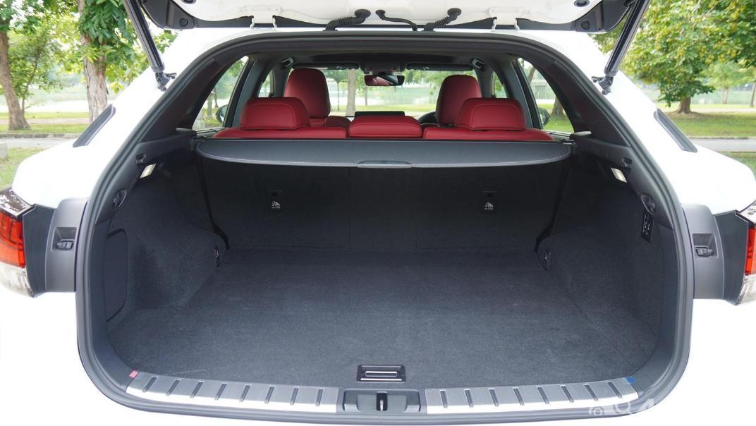 2020 Lexus RX 3.5 350 F Sport Interior 067