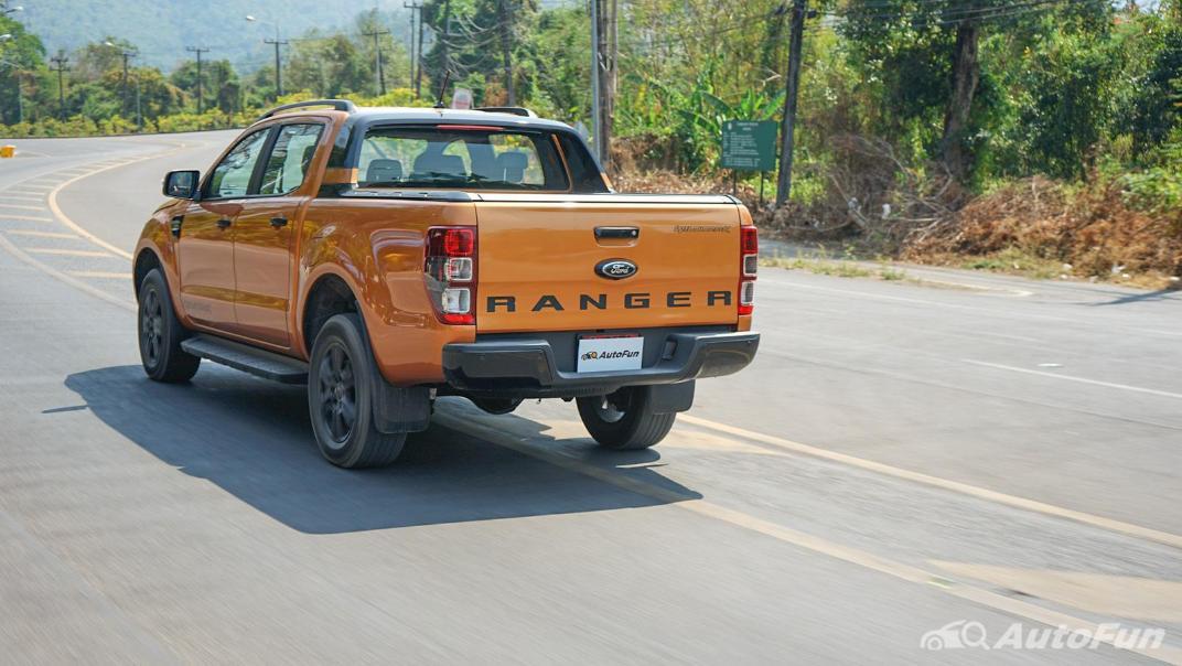2020 Ford Ranger Double Cab 2.0L Turbo Wildtrak Hi-Rider 10AT Exterior 068