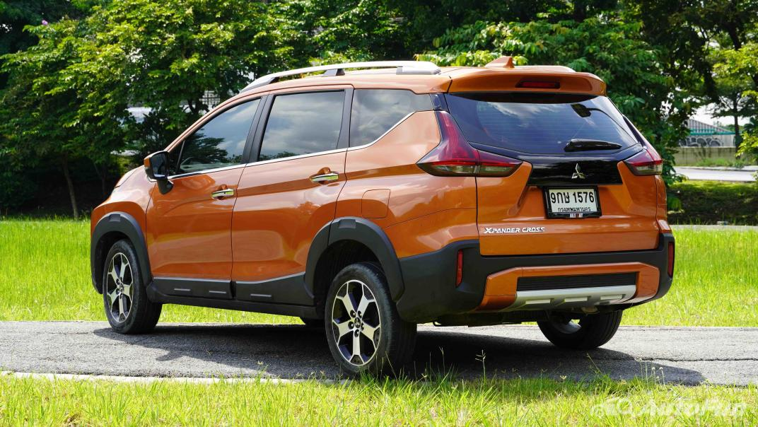 2020 1.5 Mitsubishi Xpander Cross AT Exterior 008