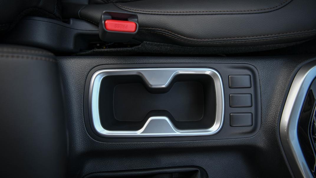 2021 Nissan Navara Double Cab 2.3 4WD VL 7AT Interior 074