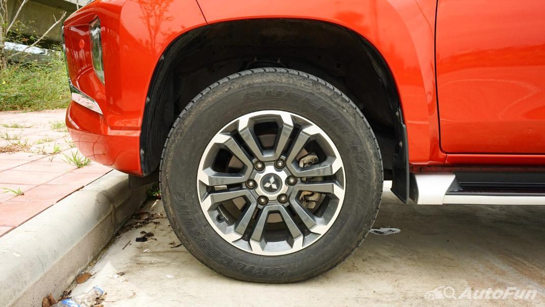 2020 Mitsubishi Triton Double Cab 4WD 2.4 GT Premium 6AT Exterior 033