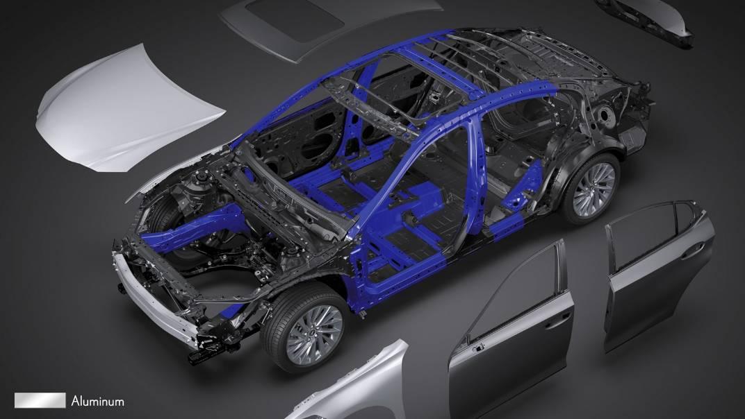 2021 Lexus ES 300h Premium Others 001
