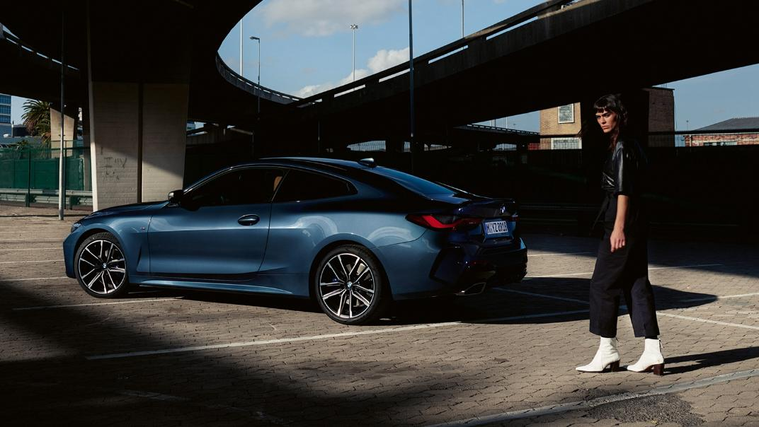 2020 2.0 BMW 4 Series Coupe 430i M Sport Exterior 008