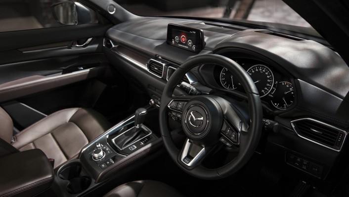 Mazda CX-5 2020 Interior 005