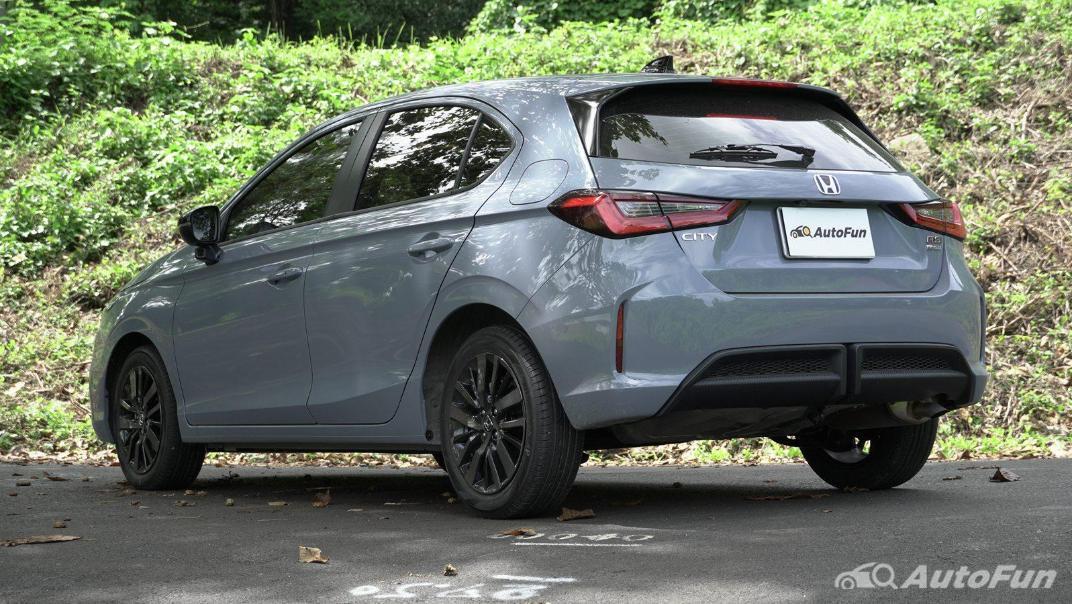 2021 Honda City Hatchback e:HEV RS Exterior 007
