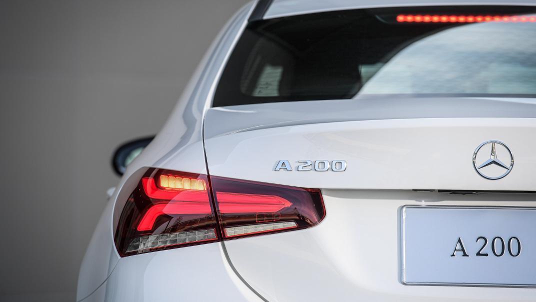 2021 Mercedes-Benz A-Class A 200 AMG Dynamic Exterior 023