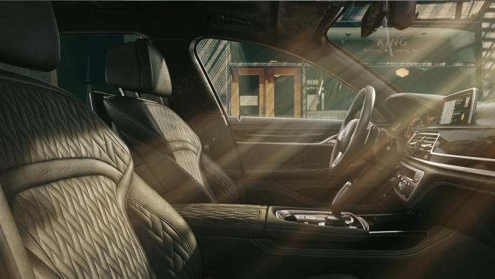 BMW 7-Series-Sedan 2020 Interior 002