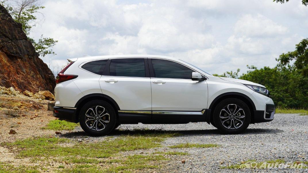 2020 Honda CR-V 2.4 ES 4WD Exterior 004