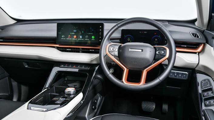 2021 Haval H6 HEV Ultra Interior 005