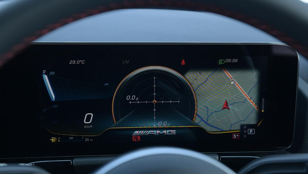 2021 Mercedes-Benz GLA-Class 35 AMG 4MATIC Interior 022